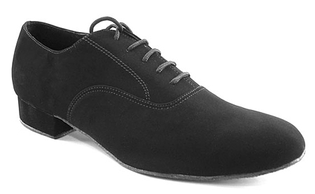 Men's Smooth Leather Dance Shoes